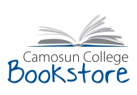 Camosun College Bookstore logo design