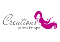 Creations Salon & Spa Logo