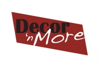 Decor n More logo design