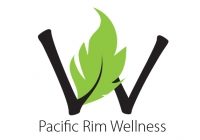 Pacific Rim Wellness logo design