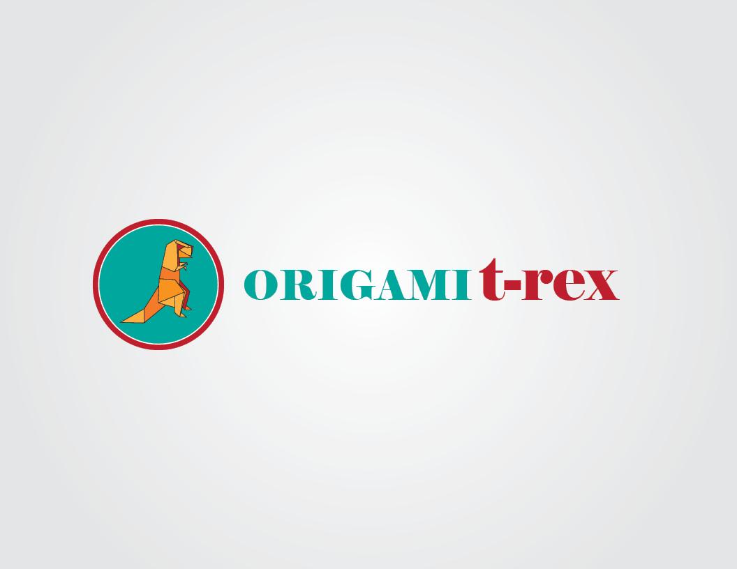 CarolineMitic_Portfolio_Camosun_Origami-trex-logo