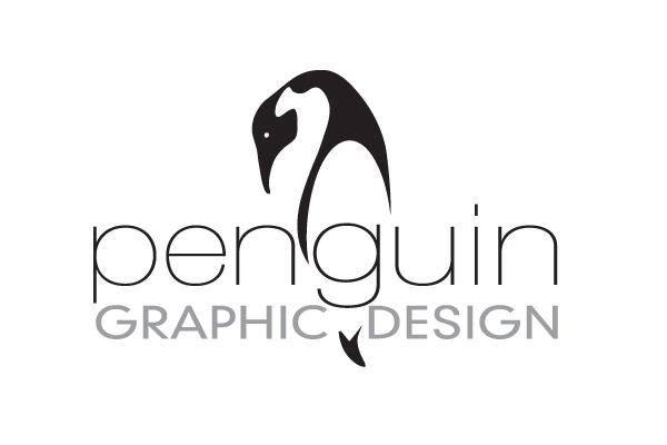 PenguinGraphicDesignLogo