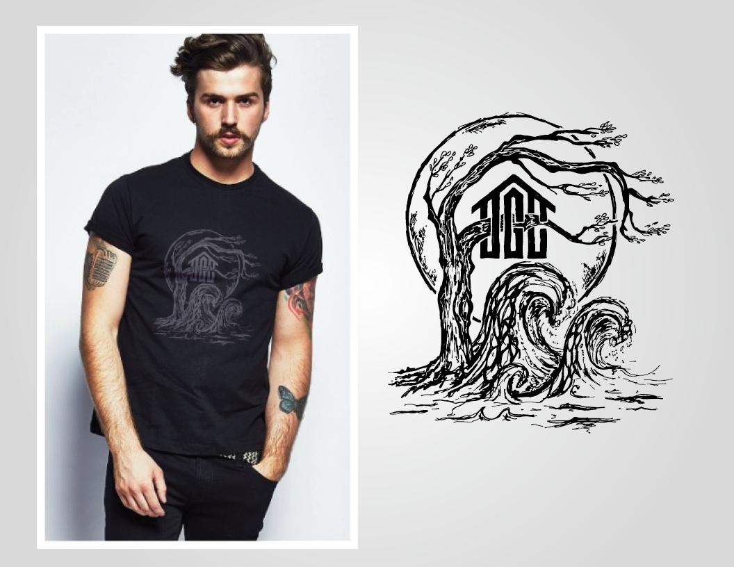 Shirt design victoria bc - Owen Gardener Construction Caroline Mitic Graphic Design Web Design Photography Victoria Bc